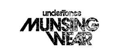 undertones munsing wear trademark of munsingwear inc