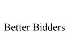 BETTER BIDDERS