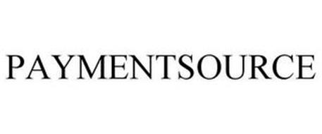 PAYMENTSOURCE