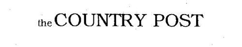 THE COUNTRY POST