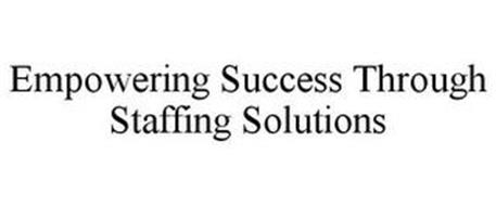 EMPOWERING SUCCESS THROUGH STAFFING SOLUTIONS