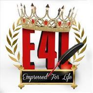 E4L EMPRESSED FOR LIFE