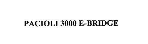 PACIOLI 3000 E-BRIDGE