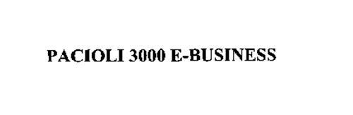 PACIOLI 3000 E-BUSINESS
