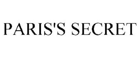 PARIS'S SECRET