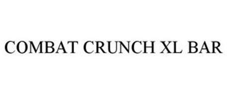 COMBAT CRUNCH XL BAR