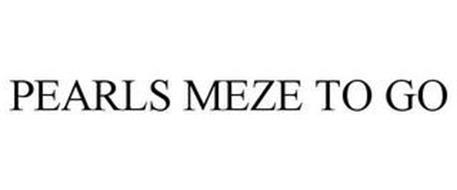 PEARLS MEZE TO GO