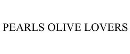 PEARLS OLIVE LOVERS