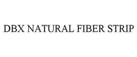 DBX NATURAL FIBER STRIP