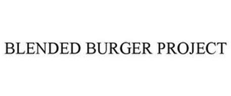 BLENDED BURGER PROJECT