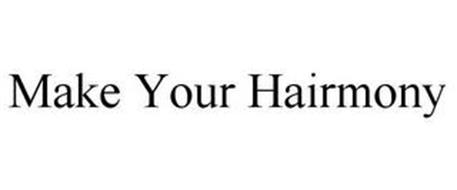 MAKE YOUR HAIRMONY