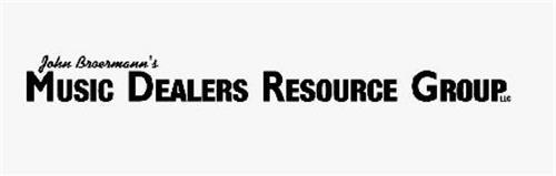 JOHN BROERMANN'S MUSIC DEALERS RESOURCE GROUP LLC