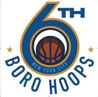 6TH BORO HOOPS NEW YORK CITY