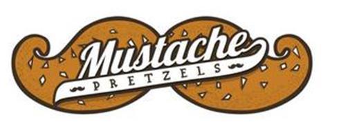 MUSTACHE PRETZELS