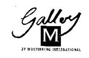 GALLERY M BY MUSTERRING INTERNATIONAL