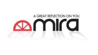 A GREAT REFLECTION ON YOU MIRA