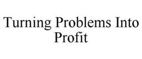 TURNING PROBLEMS INTO PROFIT