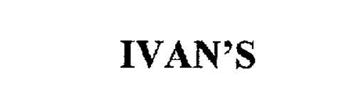 IVAN'S