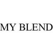 MY BLEND