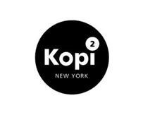 KOPI 2 NEW YORK
