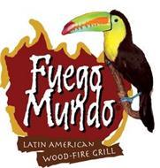 FUEGOMUNDO LATIN AMERICAN WOOD-FIRE GRILL