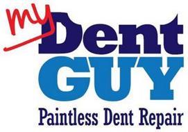 MY DENT GUY PAINTLESS DENT REPAIR