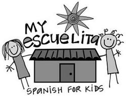 MY ESCUELITA SPANISH FOR KIDS