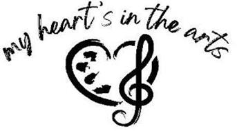MY HEART'S IN THE ARTS
