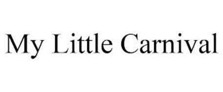 MY LITTLE CARNIVAL