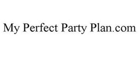 MY PERFECT PARTY PLAN.COM