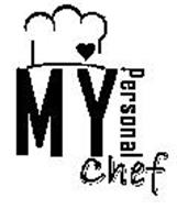 MY PERSONAL CHEF