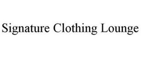 SIGNATURE CLOTHING LOUNGE