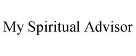 MY SPIRITUAL ADVISOR