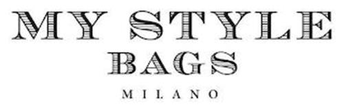MY STYLE BAGS MILANO