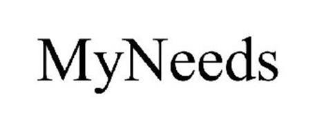 MYNEEDS