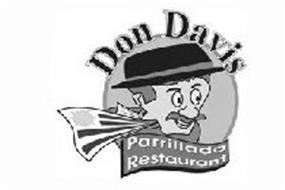 DON DAVIS PARRILLADA RESTAURANT