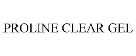 PROLINE CLEAR GEL