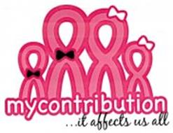 MYCONTRIBUTION...IT AFFECTS US ALL