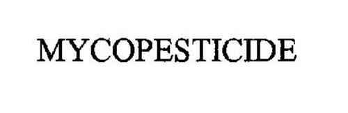 MYCOPESTICIDE