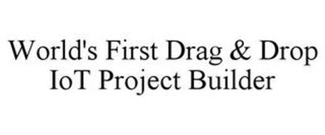 WORLD'S FIRST DRAG & DROP IOT PROJECT BUILDER