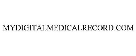 MYDIGITALMEDICALRECORD.COM