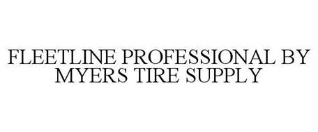 FLEETLINE PROFESSIONAL BY MYERS TIRE SUPPLY