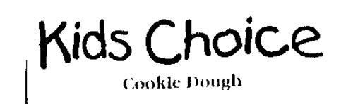 KIDS CHOICE COOKIE DOUGH