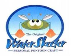 THE ORIGINAL WATER SKEETER PERSONAL PONTOON CRAFT