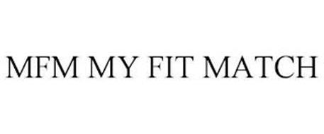 MFM MY FIT MATCH