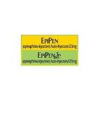 EPIPEN (EPINEPHRINE INJECTION) AUTO-INJECTORS 0.3 MG EPIPEN JR (EPINEPHRINE INJECTION) AUTO-INJECTORS 0.15 MG