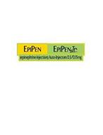 EPIPEN EPIPEN JR (EPINEPHRINE INJECTION) AUTO-INJECTORS 0.3/0.15 MG
