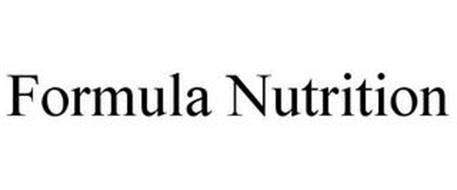 FORMULA NUTRITION
