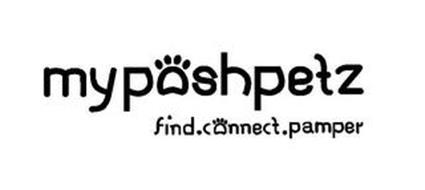 MYPOSHPETZ FIND.CONNECT.PAMPER