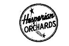 HESPERIAN ORCHARDS